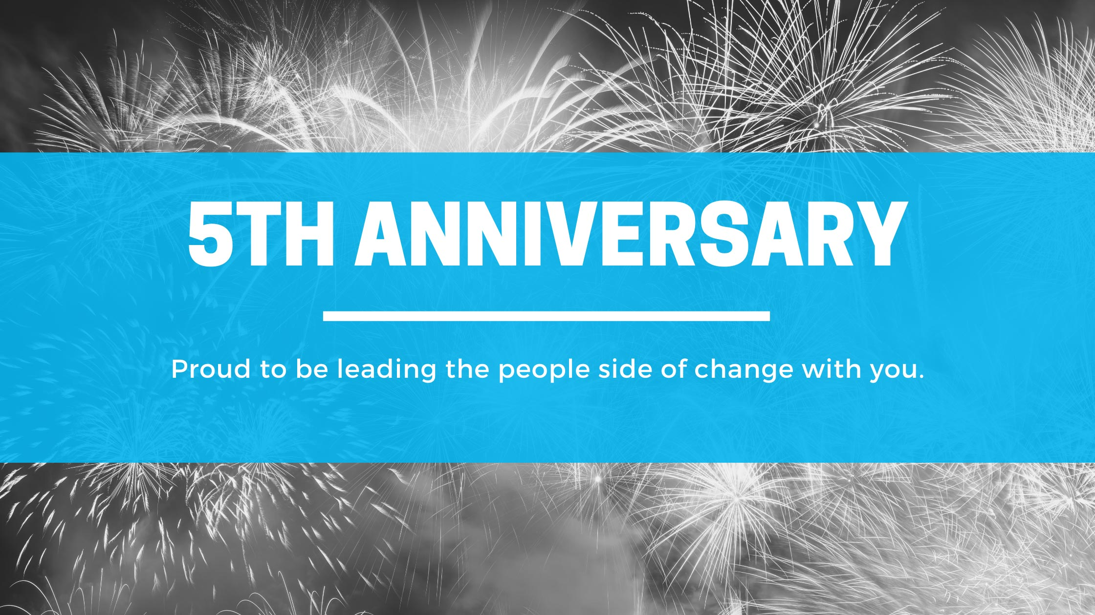 Celebrating our 5th Anniversary in Australia